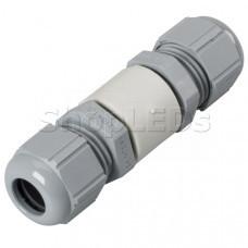 Соединитель KLW-2 (4-10mm, IP67)