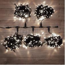 "Гирлянда ""LED ClipLight"" 24V, 5 нитей по 20 метров, белый NEON-NIGHT"