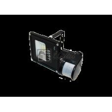 SMD SLIM 10W 220V IP65 Warm с датчиком