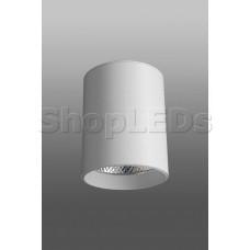 Накладной светодиодный светильник DM-169 (15W, 4100K, 80*100, белый корпус)